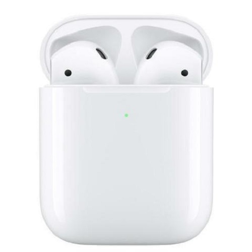Apple AirPods (2019) with Wireless Charging Case White (MRXJ2ZM/A)