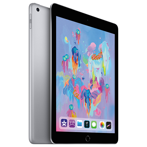 Apple iPad 9.7 (2018) Wi-Fi 128GB Space Grey MR7J2FD/A