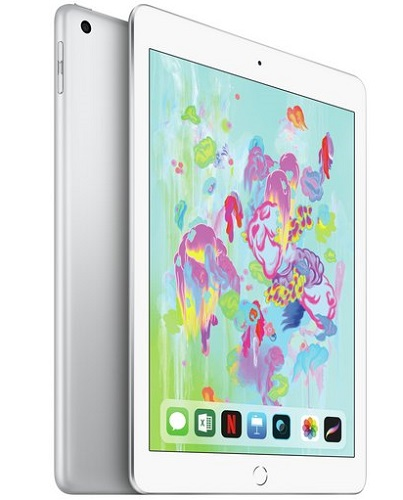 Apple iPad 9.7 (2018) 32GB Wifi Silver