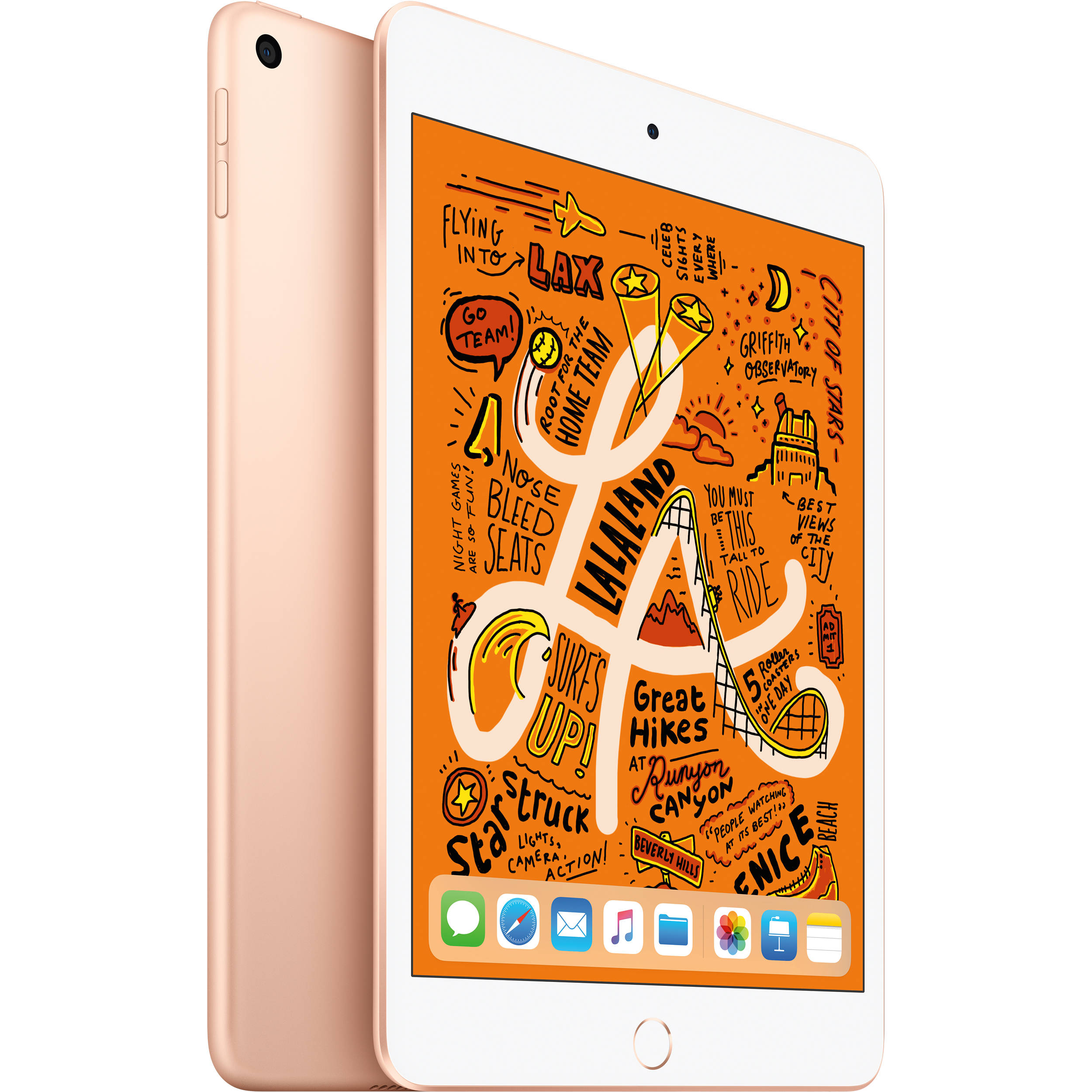 Apple iPad Mini (2019) 64GB LTE Gold (MUX72FD/A)