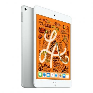 Apple iPad Mini (2019) 64GB WiFi Silver (MUQX2FD/A)