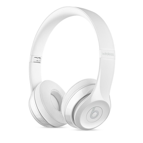 Beats By Dr. Dre Solo3 Wireless Gloss White