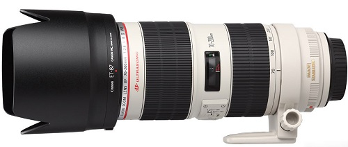 Canon EF 70-200mm f/2,8L IS USM II