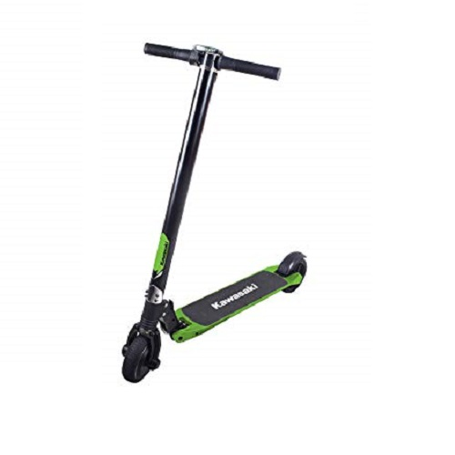 Kawasaki Electric Kick Scooter 6.5 Black