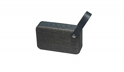 Muvit SD2 Bluetooth Speaker Black