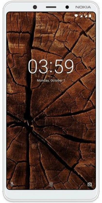 NOKIA 3.1 Plus 2/16GB Dual Sim White