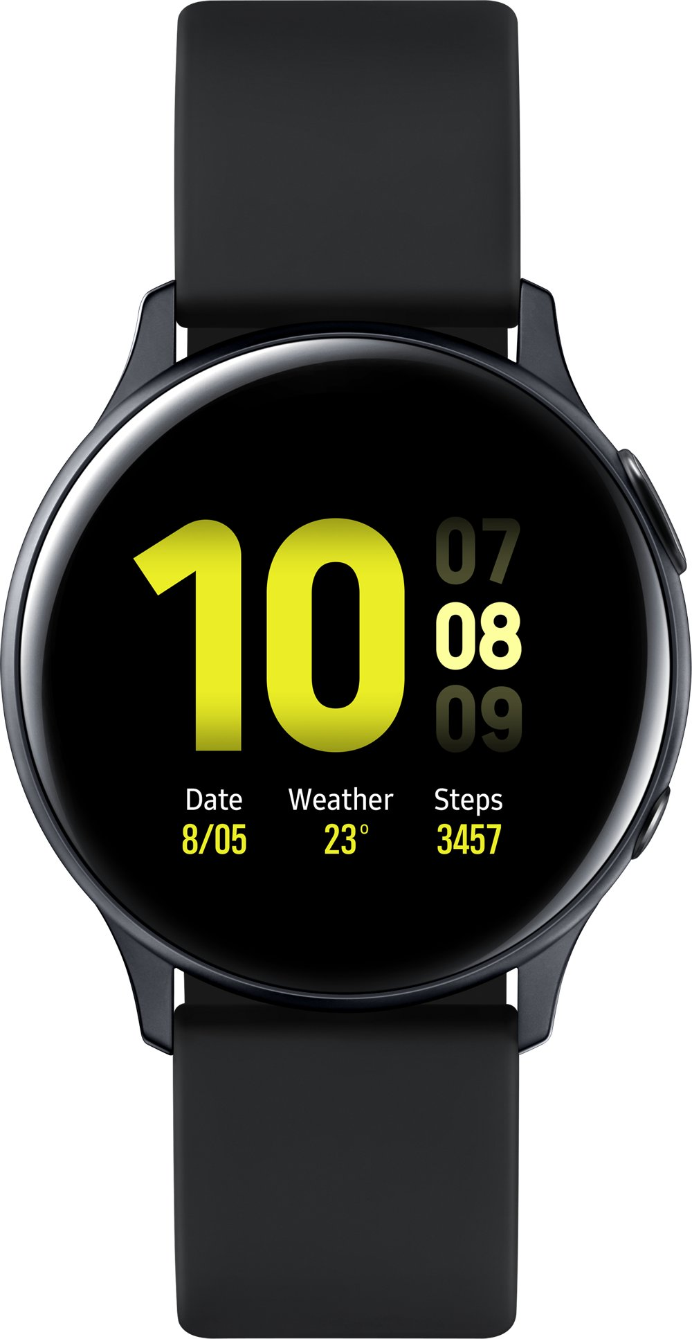 Samsung Galaxy Watch Active 2 Aluminium 44mm SM-R820 Black
