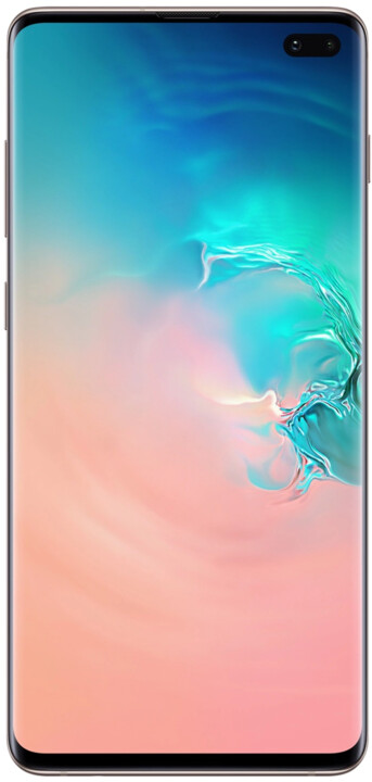SAMSUNG Galaxy S10 Plus G975F Dual Sim 128GB Ceramic White