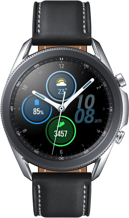 SAMSUNG Galaxy Watch 3 45mm SM-R840 Silver