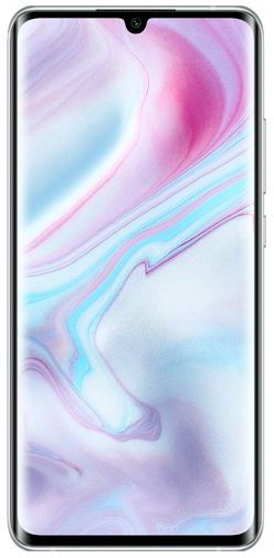 XIAOMI Mi Note 10 128GB 6GB Dual Sim White Global