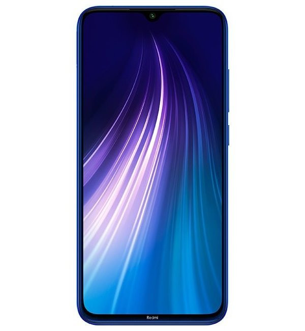 XIAOMI Redmi Note 8T 4GB RAM 128GB Dual Sim Blue Global
