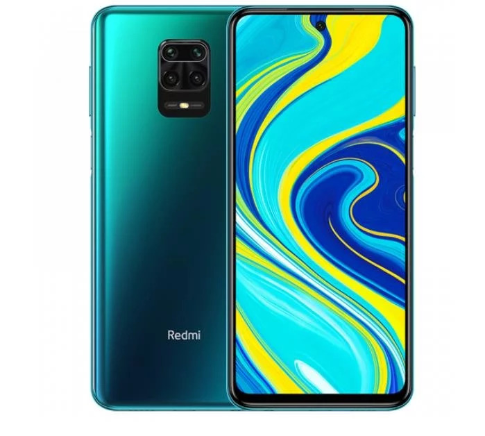 XIAOMI Redmi Note 9S 6GB RAM 128GB Dual Sim Blue Global