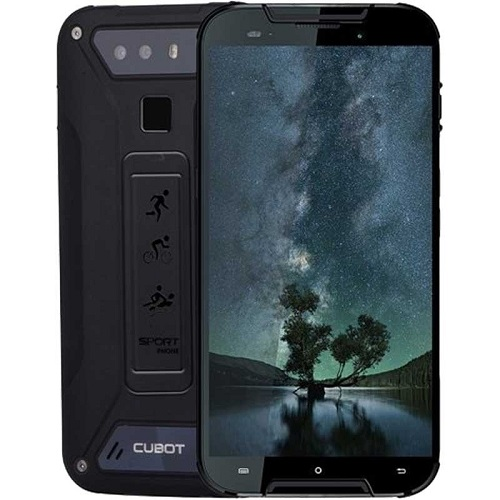 CUBOT Quest 64GB Dual sim Black