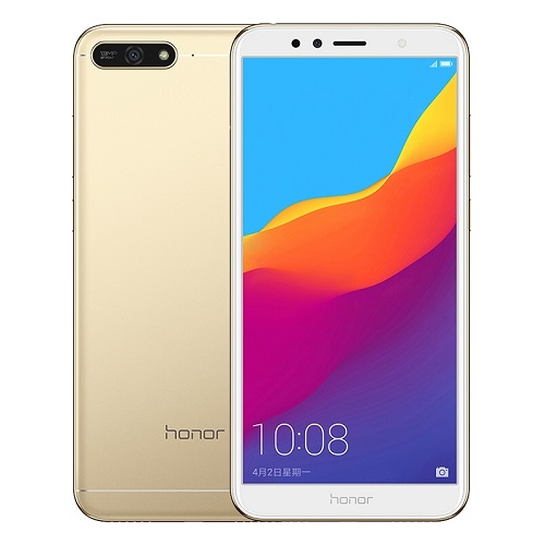 Huawei Honor 7A Dual Sim 16GB LTE Gold LOGO
