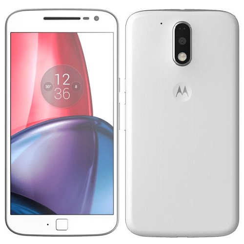 Lenovo Moto G4 Plus 16GB White