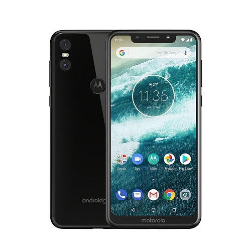 Motorola One 64GB Dual Sim Black
