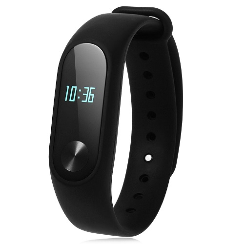 Watch Xiaomi Mi Band 2 Black