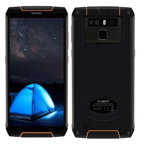 CUBOT King Kong 3 64GB Dual Sim Black