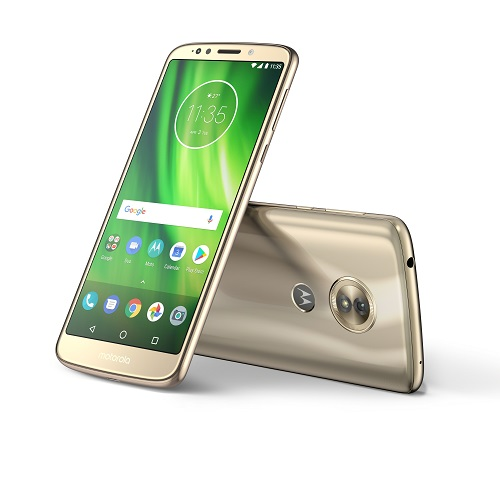 Lenovo Moto G6 Play 32GB Dual Sim Gold